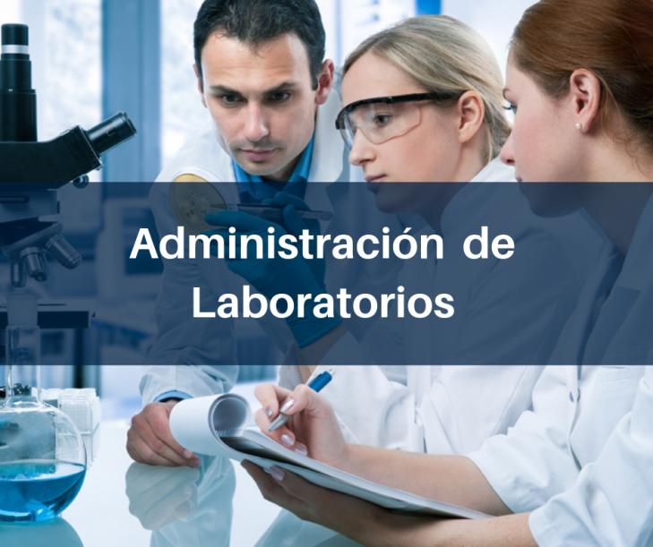 administracion de laboratorios